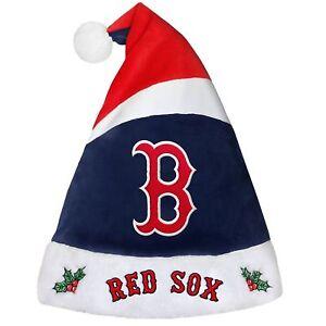 "MLB Boston Red Sox Baseball 17"" GAME DAY Apparel Christmas Hat / New"