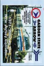 Garden State Arrow DVD 1971-2007 New Jersey Corridor NJT Amtrak PC Conrail CNJ