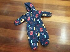 NEXT Winter Baby Jumpsuit Outfits Romper Clothes Bodysuit Coat - 1 1/2 - 2 Years