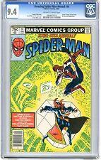 Amazing Spider-Man Annual  #14  CGC  9.4 NM off- wht to wht pgs Dr. Strange Dr.