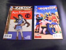 Justice League Variants #29 and #32 DC New 52 Sharp NO STOCK PHOTOS!