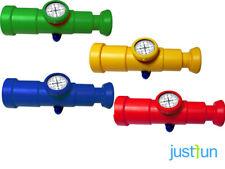 Fernrohr mit Kompass Fernglas Spielzeug für Spielturm Spielhaus Zubehör Baumhaus