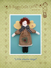 Little Amelia ANGEL-macchine per cucire Craft PATTERN-primitiva PRIM