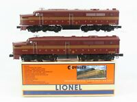O Gauge 3-Rail Lionel 6-18245 PRR Pennsylvania PA1 A/A Diesel Loco Set w/TMCC