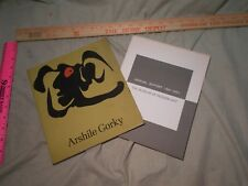 1962 The Museum of Modern Art  Catalog  Arshile Gorky , Paintings Drawings