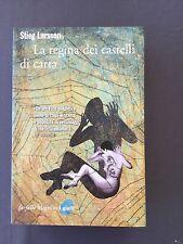 LA REGINA DEI CASTELLI DI CARTA - STIEG LARSSON - Marsilio I Gialli 2009