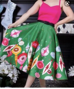 BNWT Pinup Couture Ornaments dress! size M!