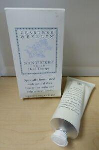 Crabtree & Evelyn Nantucket Briar Hand Therapy 3.5oz Original Metal Tube E23