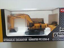 Kyosho EGG 1/50 IRC Komatsu hydraulic excavator PC1250-8 high grade ver F/S jp