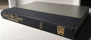 1962-1963 CIVIL WAR TIMES ILLUSTRATED VOLUME 1 ARTICLES FACTS PHOTOS EXCELLENT