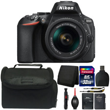 Nikon D5600 24.2MP DSLR Camera with 18-55mm Lens and Ultimate Accessories