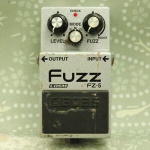 BOSS FZ-5 Fuzz COSM Guitar Effect Pedal