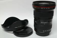 Canon EF 16-35 mm / 2,8 L II USM Objektiv für EOS gebraucht  in ovp (2)