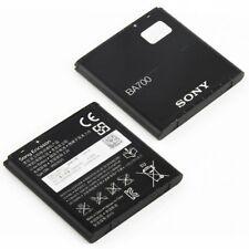 Sony Batteria originale BA700 per XPERIA NEO PRO MK16i 1500mAh Pila Ricambio New