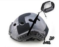 Tactical Military Hunting Helmet Side Rails For ARC Fast Helmet Mount Rail
