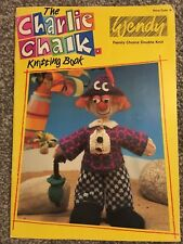 Wendy DK Knitting Pattern Book Charlie Chalk