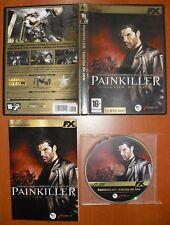 Painkiller + Battle out of  Hell Ed. de Oro [PC DVD-ROM] FX Interactive El Mundo