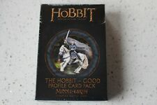 The Hobbit Middle Earth Strategy Battle Game Good Profile Card Pack New LoTR