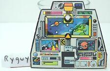 MOTU, Castle Grayskull Cardboard cutout piece, Computer Console, insert part