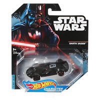 Hot Wheels Star Wars Character Cars 1:64 Scale Die-cast Vehicles (Pick a style)