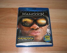 HANCOCK BLU-RAY DISC WILL SMITH 2008 BEST BUY EXCLUSIVE THEATRICAL SNEAK PEEK