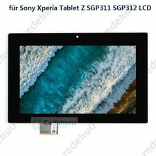 For Sony Xperia Tablet Z SGP311 SGP312 SGP321 LCD Display Touch Screen Digitizer
