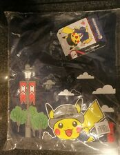 Pokemon Center London Exclusive T Shirt Large Size (Adult) - UNOPENED