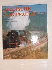 Bildband - Deutsche Dampfzüge