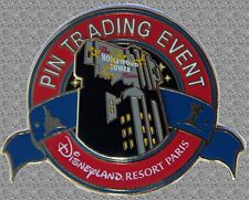 Tower of Terror Dro'Pin Event - Pin Trading Event Pin - Disney Pin Le 400