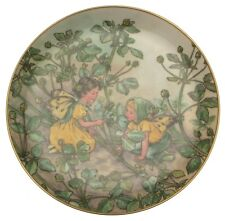 The Black Medick Fairy Cicely Mary Barker Second Series of the Flower Fairies