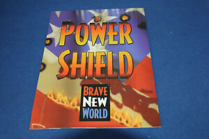 PINNACLE: BRAVE NEW WORLD POWER SHIELD ROLE PLAYING ACCESSORY