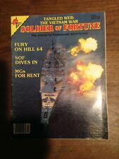 SOLDIER OF FORTUNE Magazine, July 1980