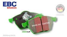 EBC Greenstuff Sport-Bremsbeläge für Mitsubishi, DP2954 Vorne
