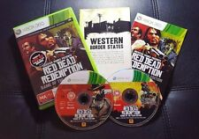 Red Dead Redemption Game Of The Year Edition Microsoft Xbox 360 Game - FREE POST
