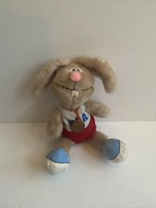 Vintage Los Angeles 1984 Summer Games Olympics Plush Athletic Hare