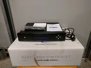 Electrocompaniet PC-1 B High Performance Balanced Compact Disc CD Player