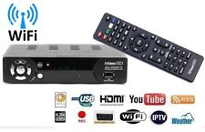 NEW Freeview HD Wifi Receiver &1080P Recorder DIGITAL TV Set Top Box Terrestrial