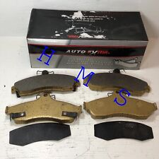 AUTO EXTRA AXMD628 REAR DISC BRAKE PADS SET FITS CAPRICE IMPALA 1994 1995 1996
