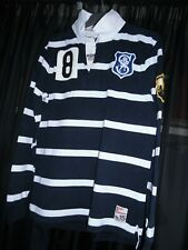 Superdry Scotland Rugby Shirt Size Small