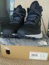 The North Face Mens Goretex Boots Size 10 Safien Mid Gtx $150 Hiking Shoes