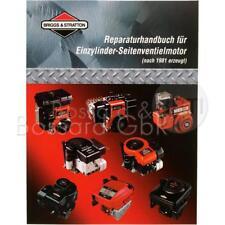 271266  Briggs & Stratton Reparaturhandbuch Einzylindermotoren, seitengesteuert