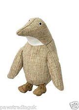Festive Xmas Goodboy Christmas Plush Pawsley Penguin Soft  Dog Toy Squeak