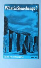 What is Stonehenge?: A Guide for Young People - HMSO - Good - 1972 Book