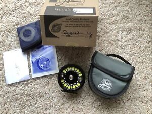 NEW ABEL SUPER 10 Big Game Reel. NEW MINT IN BOX! With Line!