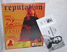 Taylor Swift Reputation Target Exclusive Magazine Vol.1 Taiwan Ltd CD+flyer