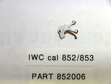 IWC cal 852 / 853 Rockerarm assembly (complete) part  852006