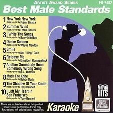 Karaoke: Best Male Standards CD New