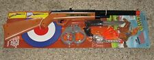 "KIDS 27"" TOY  AIR RIFLE DART TARGET SET"