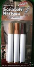 magic  furniture scratch cover markers new 3 colour