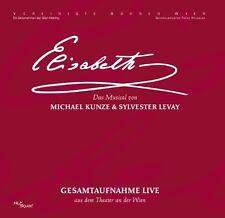 Elisabeth - Das Musical, Gesamtaufnahme - Live Theater an der Wien, 2 CD NEU+OVP